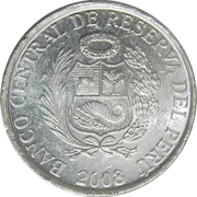 1 Céntimo -  obverse
