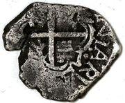 1 Real - Felipe IV – reverse
