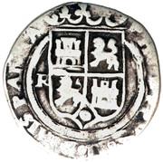 1 Real - Felipe II – obverse