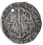 1 Real - Felipe II – reverse