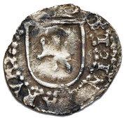 ¼ Real - Felipe II (castle) – reverse