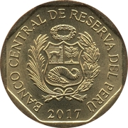 20 Céntimos -  obverse