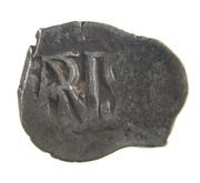 ½ Real - Fernando IV (Monogram) – reverse