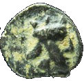 Ma'ah-Obol (Judea) – obverse