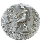 Tetradrachm - Kamnaskires II Nikephoros - Kingdom of Elymais (Kamnaskirid Dynasty) – reverse