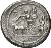 Double Shekel - Abdashtart I (Sidon) – reverse