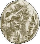 4 Ma'ot-Obols (Judea) – obverse