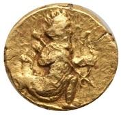 Double Daric - Temp. Mazaeus - (Babylon Satrapy - Alexandrine Empire) – obverse