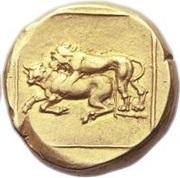 Double Daric - Temp. Mazaeus (Babylon Satrapy - Alexandrine Empire) – reverse