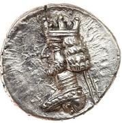 "Drachm - Artaxerxes II ""Ardashir II"" (Kingdom of Persis) – obverse"
