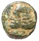 Chalkous - Pakor II (Kingdom of Persis) – obverse