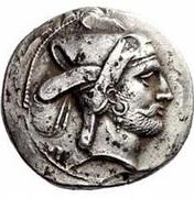 Tetradrachm - Bagadates I King of Persis (Seleucid sub-kingdom) – obverse