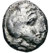 Tetradrachm - temp. Artaxerxes II (Ionia satrapy) – obverse