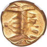 Double Daric - Temp. Mazaeus - (Babylon Satrapy - Alexandrine Empire) – reverse