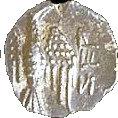 "½ Ma'ah-Obol ""Shema coin"" (Judea) – reverse"