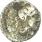 ½ Ma'ah-Obol (Judea) – obverse