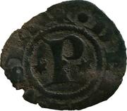 Denaro Picciolo (1st Type) – obverse