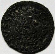 1 Quattrino (Costanzo Sforza) – obverse