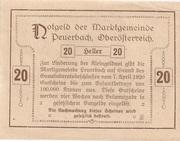 20 Heller (Peuerbach) -  reverse