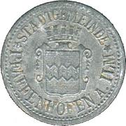 10 Pfennig - Pfaffenhofen am Ilm – obverse