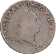 10 Kreuzer -  Christian IV. – obverse
