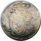 ⅙ Thaler - Christian IV. – obverse