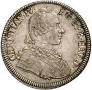 1 Thaler - Christian IV. (Ausbeutetaler) – obverse