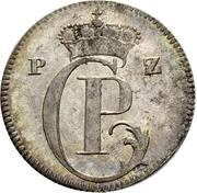 4 Kreuzer - Christian IV. – obverse