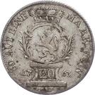 20 Kreuzer - Christian IV. – reverse