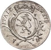 5 Kreuzer - Christian IV. – obverse