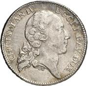 1 Thaler - Christian IV. (Konventionstaler) – obverse