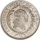 20 Kreuzer - Christian IV – obverse