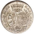 20 Kreuzer - Christian IV – reverse