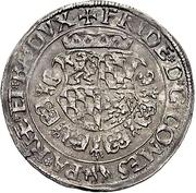1 Groschen - Friedrich II. (Amberg) -  obverse