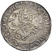 1 Groschen - Friedrich II (Amberg) – reverse