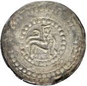 1 Pfennig - Konrad von Hohenstaufen (Heidelberg) – reverse