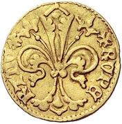1 Goldgulden - Ruprecht I. (Heidelberg) – obverse
