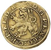 1 Goldgulden - Friedrich V – obverse