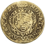 1 Goldgulden - Friedrich V – reverse