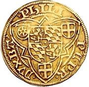 1 Goldgulden - Philipp – obverse