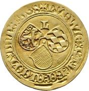 1 Goldgulden -  Ludwig V. -  obverse