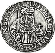 1 Thaler - Friedrich II. -  obverse