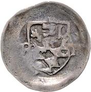 1 Pfennig - Ruprecht III. (Amberg) – obverse