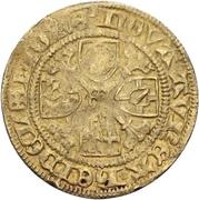 1 Goldgulden - Friedrich I. der Siegreiche -  reverse
