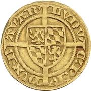 1 Goldgulden - Ludwig IV (Bacharach) – obverse