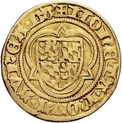 1 Goldgulden - Ludwig III (Bacharach) – reverse