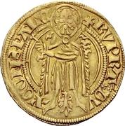 1 Goldgulden - Ruprecht II. (Oppenheim) – obverse