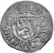1 Schilling - Philipp I der Aufrichtige – reverse
