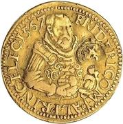 1 Goldgulden - Friedrich III – obverse