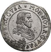 ¼ Gulden - Friedrich IV – obverse